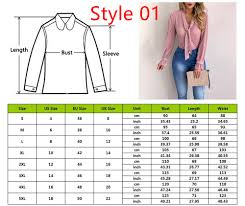 <b>Cysincos</b> Chiffon Blouses Women 2019 Autumn Fashion Long ...