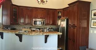 Kitchen Cabinet Painting Contractors Simple Painting Kitchen Cabinets With General Finishes Milk Paint Farm