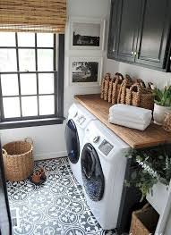 Laundry room makeovers charming small Dryer House Beautiful 15 Small Laundry Room Ideas Small Laundry Room Storage Tips