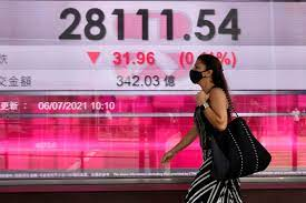 S&P 500 sees 1st decline after 7 ...