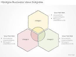 Hexagon Chart Excel 1814 Business Ppt Diagram Hexagon Business Venn Diagram