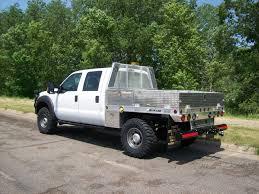 Flatbed Truck Bodies - Platform Truck Bodies - Freight Hauling ...