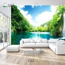 3d wall paper beautiful landscape wallpaper customized living room wall paper wall mural 3d wallpaper for