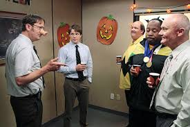 Office Halloween Here Comes Treble Episode Dunderpedia The Office Wiki