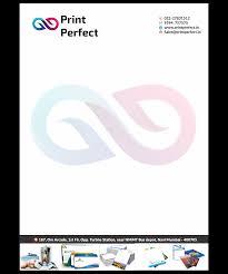 Letterhead Templates Design Letterhead Sample Design Format Free Company Business Letters