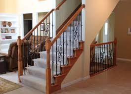 stair banisters and railings | Stair Parts: Newels, Balusters, & Handrails  for Staircases