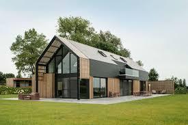 Large Modern Barn House Floor Plans