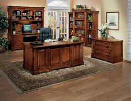 cheap home office. Fabulous Wooden Home Office Desk Design For Excecutive Cheap C