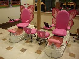 kids chairs with decoration kid salon chairs