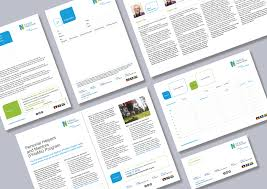 Brochure Templates In Word Stunning Health Provider Stationery And Brochure Word Templates Cordestra