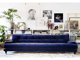 Navy Blue Sofa Beautiful Furniture Trendy Blue Velvet Couch Design To  Inspired