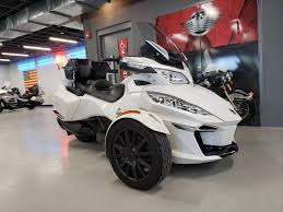 2016 can am spyder rt s se6 in fort myers florida