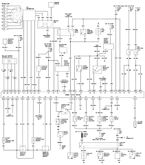 1992 chevy alternator wiring diagram 4 wire