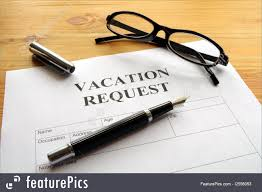 office and close up vacation request stock picture i2556053 at vacation request