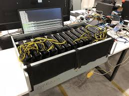 Building a 12 GPU Mining Rig with Sapphire RX570's & Simple Mining OS   by Spencer Tarring   Medium