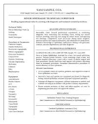 Radiology Technician Resume Rad Tech Resume X Ray Technician ...