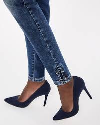 Barbell Jeans Size Chart The Insider Medium Wash Skinny Barbell Jeans Regular Reitmans