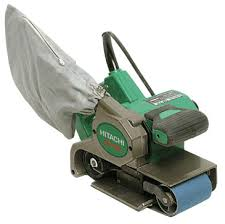 hitachi belt sander. according to belt-sander manufacturers, the biggest sellers are 3-in. by 21-in. models, so we decided take a close look at what\u0027s available. hitachi belt sander
