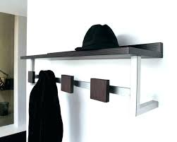 Wall Mounted Coat Rack Home Depot Simple Wall Clothes Rack Coat Hooks Wall Coat Rack Hooks Coat Hooks Wall
