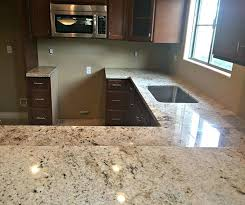 how to polish granite countertop cafe creme granite renovation in phoenix with flat polish edge and how to polish granite countertop