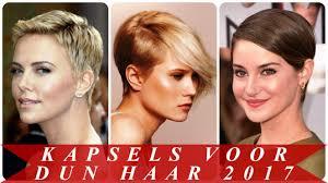 The Miracle Of Korte Kapsels 2017 Kapsels Halflang Haar