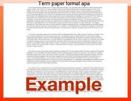 paper format apa term paper format apa custom paper academic service
