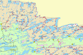 boundary waters routes blog bwca bwcaw quetico park