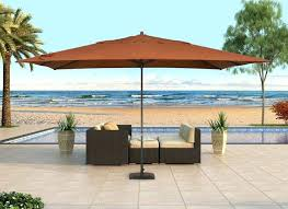 12 foot patio umbrella patiearsome 12 foot square patio umbrella