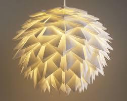 origami lamp shades diy paper light covers google zoeken verlichting 8