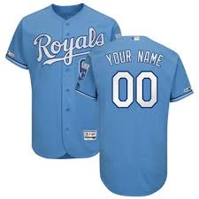 Jersey Royals Royals Blue Jersey Powder Powder Blue