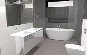 bathroom 3d. hotel inspired 3d bathroom plan m