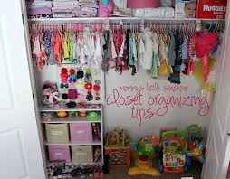 closet organize small white girls closet organizing ideas with white wooden shelves also colorful clothes closet
