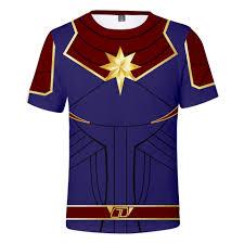 <b>TUNSECHY 2019</b> Captain America T Shirt 3D Printed T Shirts Men ...