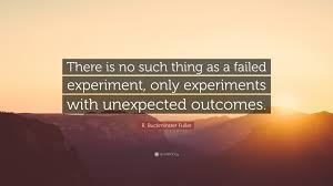 "Unexpected Quotes Mesmerizing R Buckminster Fuller Quote ""There Is No Such Thing As A Failed"