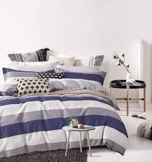 Modern Striped Bedding Set | Lux Comfy Bedding
