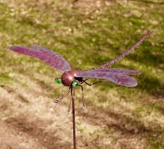dragonfly garden stakes. Green Eye Dragonfly Garden Stake Stakes I
