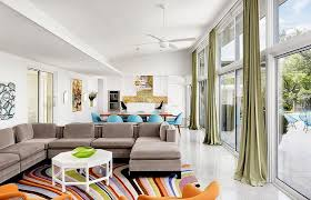 living room wall decals medium size how to choose and use colors in an open floor