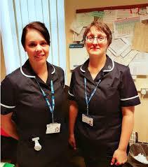 Treflan Surgery   Pwllheli nurse gaining 'invaluable skills' to provide  more care within the community