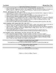 Actuary Resume Example