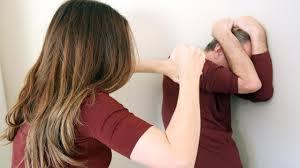 Gewalt Gegen Frauen Flach Ins Gesicht Schlagen Da Bleiben Keine
