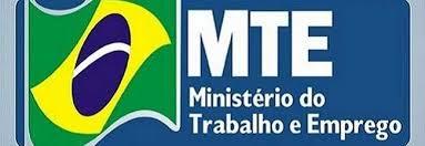 Resultado de imagem para MINISTERIO DO TRABALHO