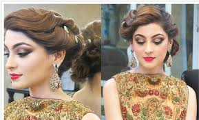 formal asian stani party makeup looks u0026 tutorial 2018 19 by fazeela hussain