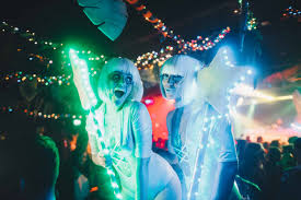 Rave Theme Party The Enchanted Forest Rave Tour Is Coming To Liverpool The Guide