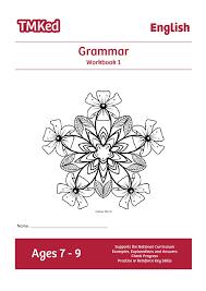 Grammar Workbook 1 (7-9 Years) - TMK Education