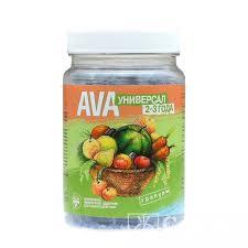 Купить <b>удобрение AVA универсал</b> 2-3 года, 800 г почтой по ...