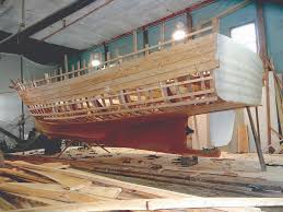 smaller wooden lobster boat offers intriguing test for maine builder national fisherman