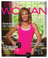 Today s Charlotte Woman May 2012 by Sharon Simpson issuu