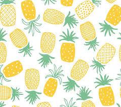 Pineapple Pattern Mesmerizing Pineapple Print Seamless Pattern Graphic Patterns Creative Market