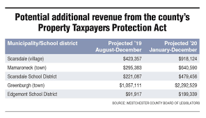 Village Schools Anticipate Windfall From County Sales Tax