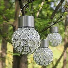 Us 385 20 Offinnovative Ball Hängenden Led Lampe Outdoor Farbwechsel Gehweg Landschaft Licht Garten Dekorative Nachtlichter Kronleuchter In